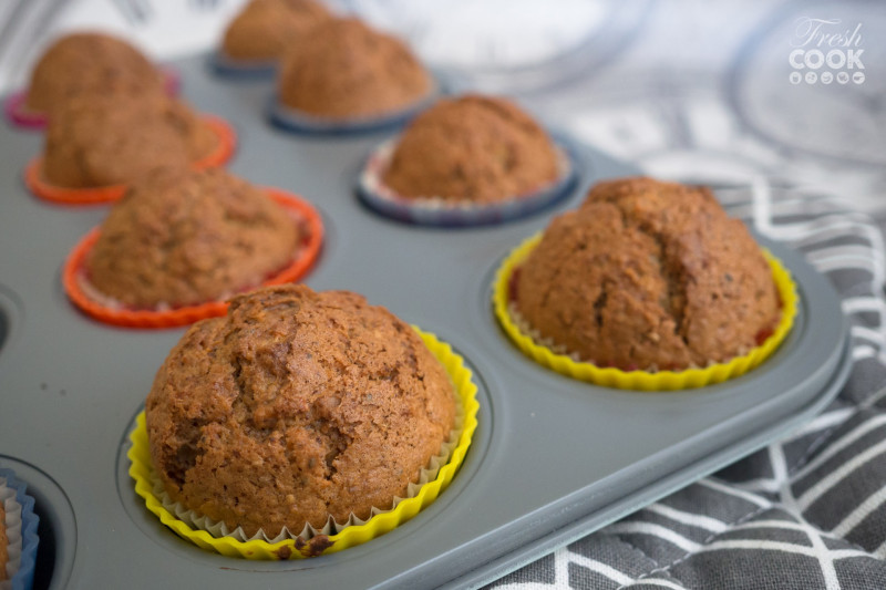 jamie oliver recept muffin fresh cook