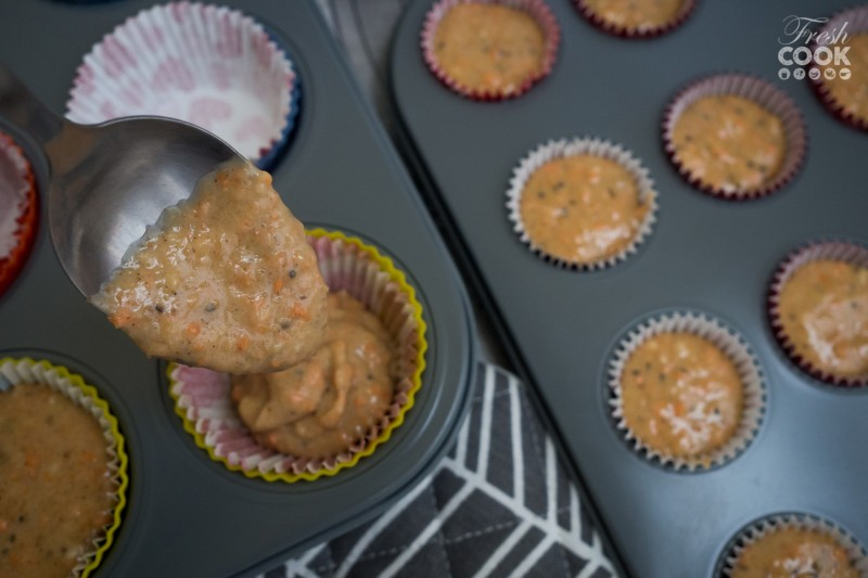 recept Jamie Oliver muffin fresh cook