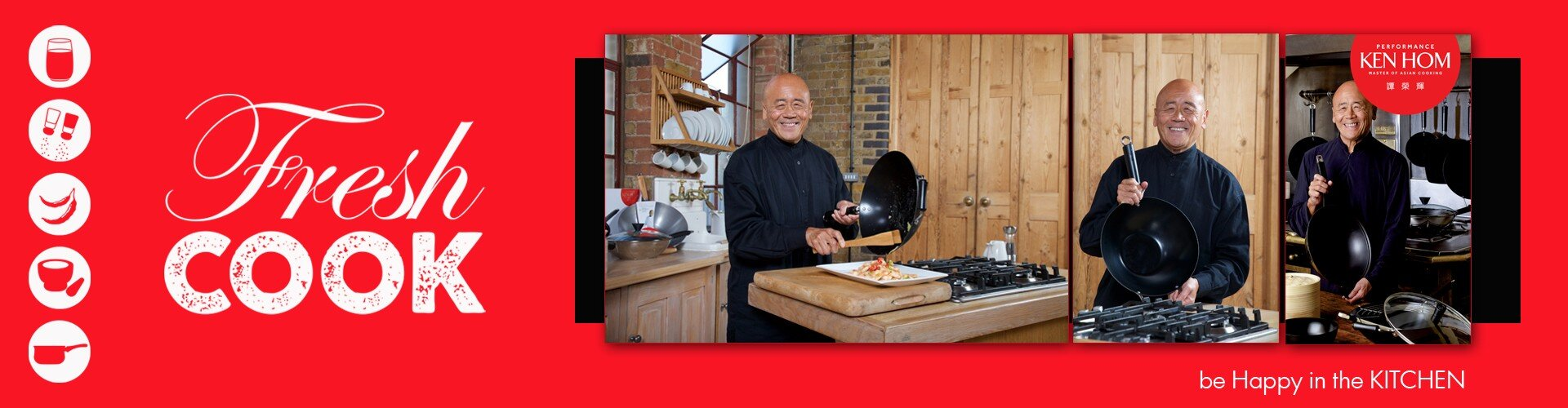 fresh cook ken hom